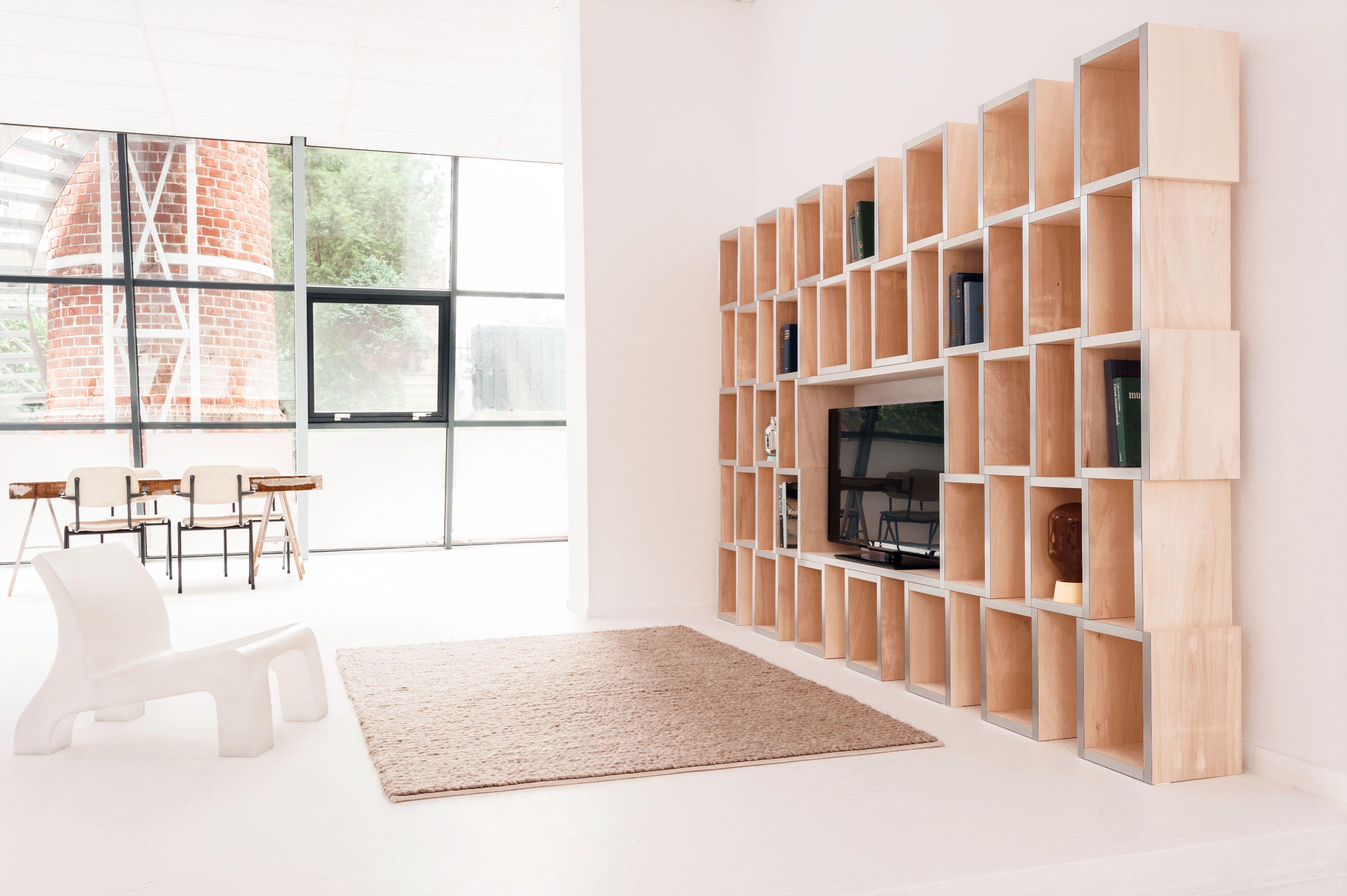 Modular boekenkast reinier de jong.jpg 4256×2832 kasten