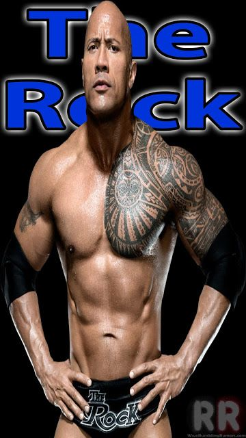 The Rock 4K HD Wallpaper & Backgrounds Wwe pictures, The