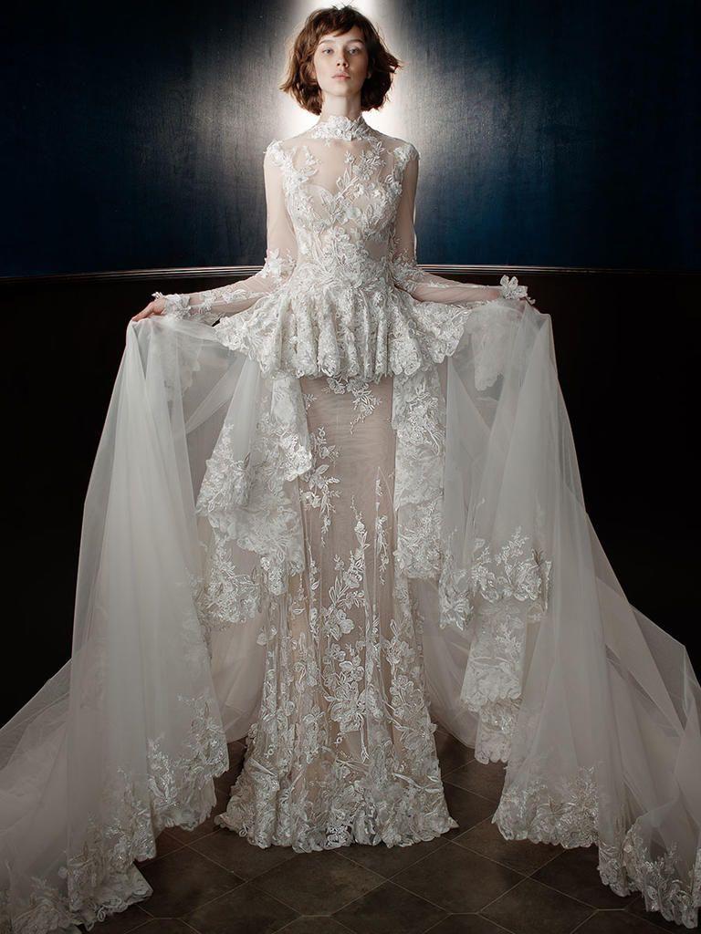 See Galia Lahav Wedding Dresses From Bridal Fashion Week Wedding
