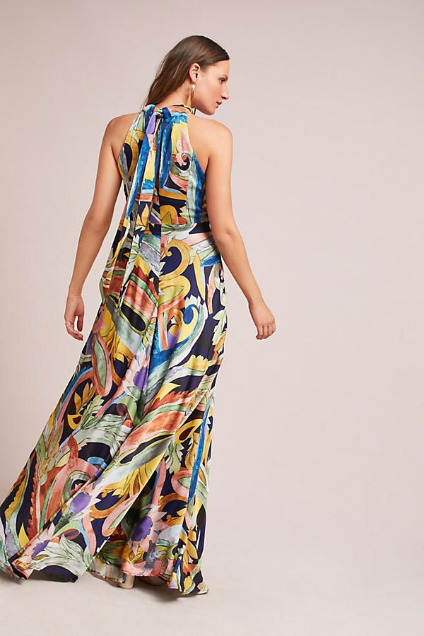 2a0b1a7ec56c Skyscraper Maxi Dress | Retail Fashion. Projects Inspirations ...