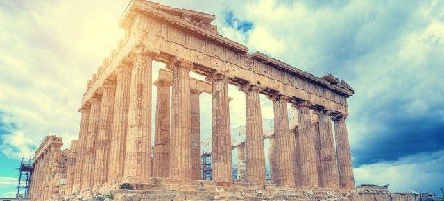 3 Tage Athen im guten 3* Hotel bereits für 94€ mit Hin- und Rückflug
