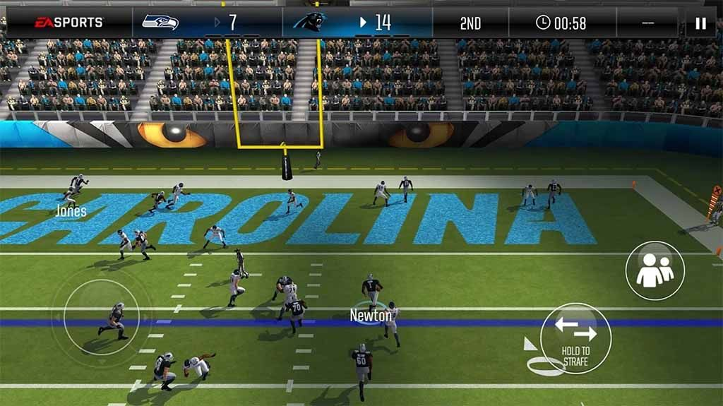 10 Best Nfl Football Games For Android Soccer Video Games Yahoo Fantasy Football Fun Basketball Games