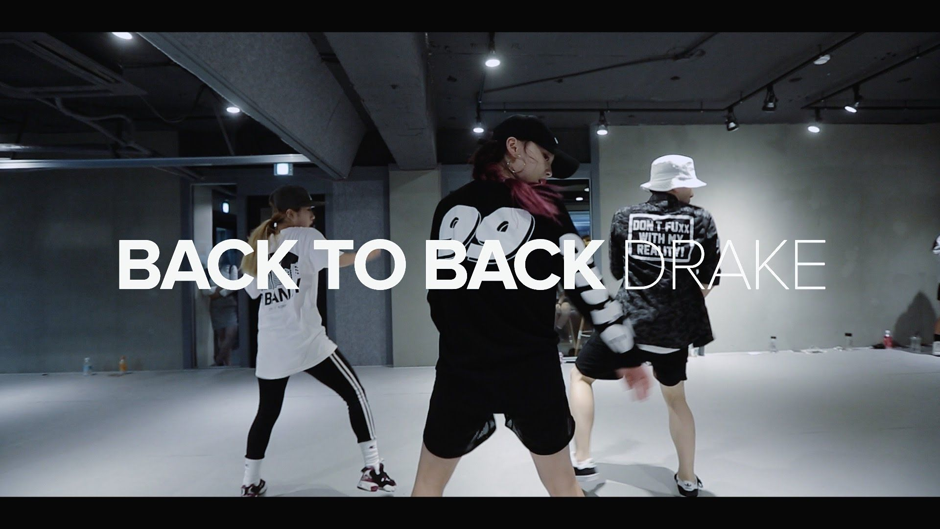 Sori Na Teaches Choreography To Back To Back By Drake Learn From