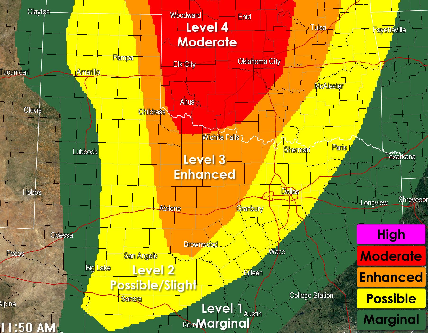 12 Pm Severe Weather Update With Images Texas Storm Severe Weather Wind Gust