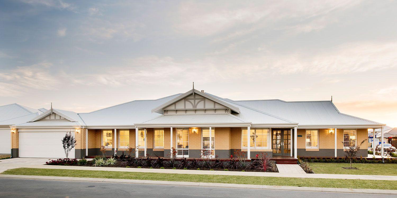 Southampton, Single Storey Home Design, Western Australia   Floor ...
