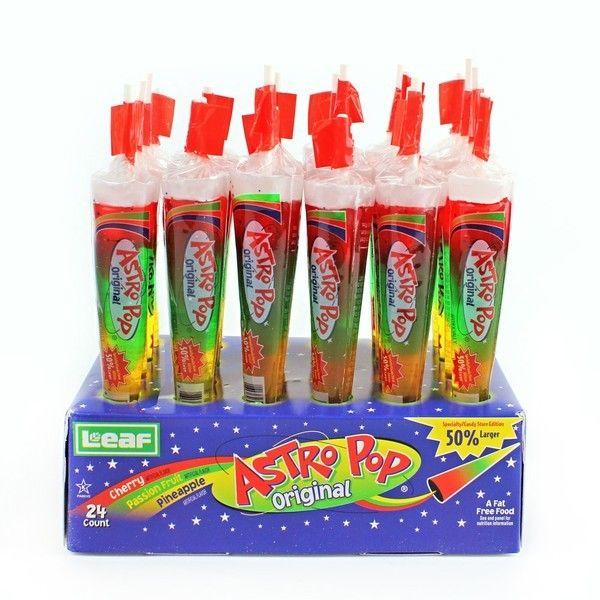 Astro Pop Original - 1.5oz in Lollipops & Suckers   1980's Candy at - Hometown Favorites