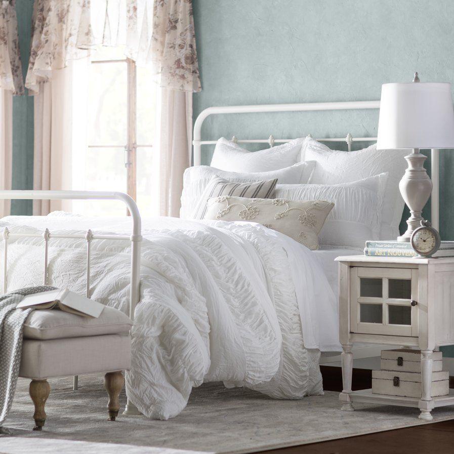 Provence 5 Piece Comforter Set Queen bedding sets, Bed