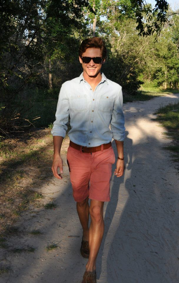 red shorts, blue shirt 'current obsession over outfits like these ...