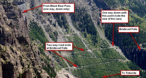 Black Bear Pass Colorado >> Black Bear Pass Favorite Places Spaces Ouray Colorado