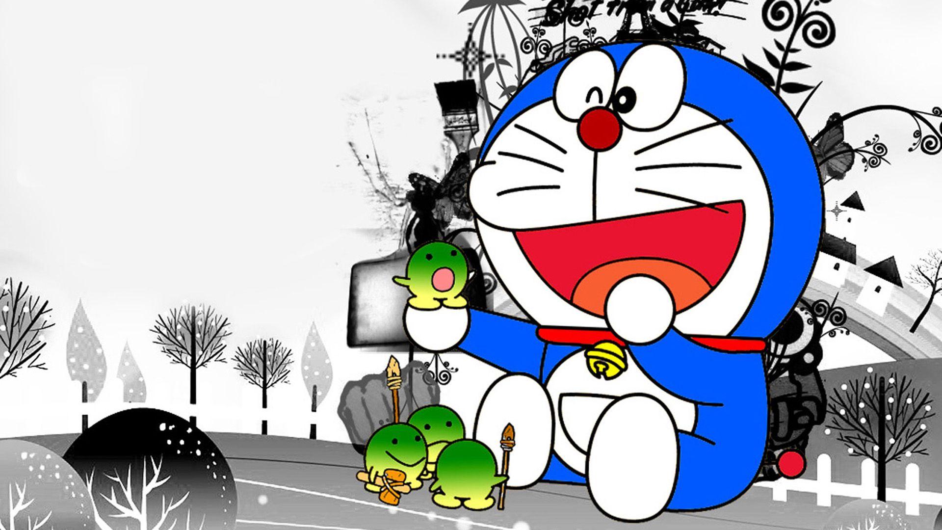 Download 620+ Wallpaper Keren Hd Doraemon HD Terbaru
