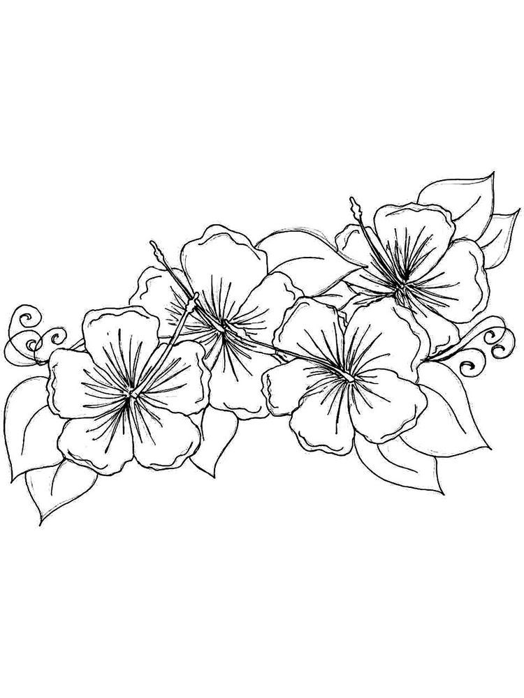 Flower Coloring Pages Simple Below Is A Collection Of Beautiful Flower Coloring P Printable Flower Coloring Pages Flower Coloring Pages Mandala Coloring Pages