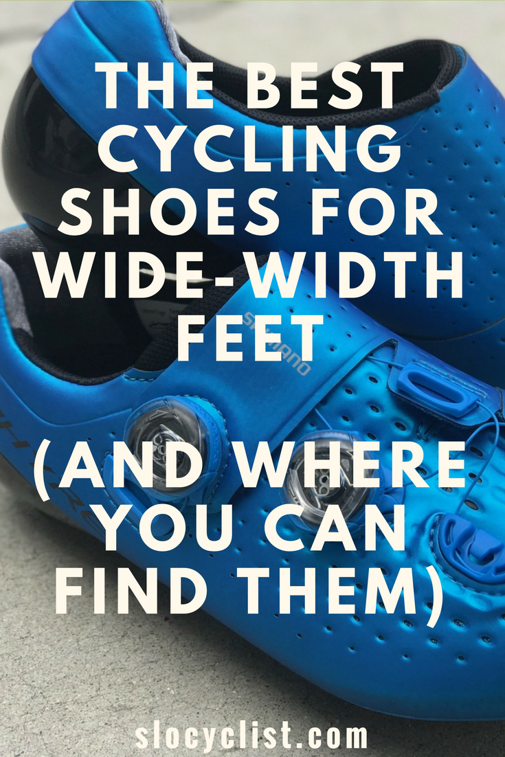 The Best Cycling Shoes For Wide Feet And Where You Can Find Them