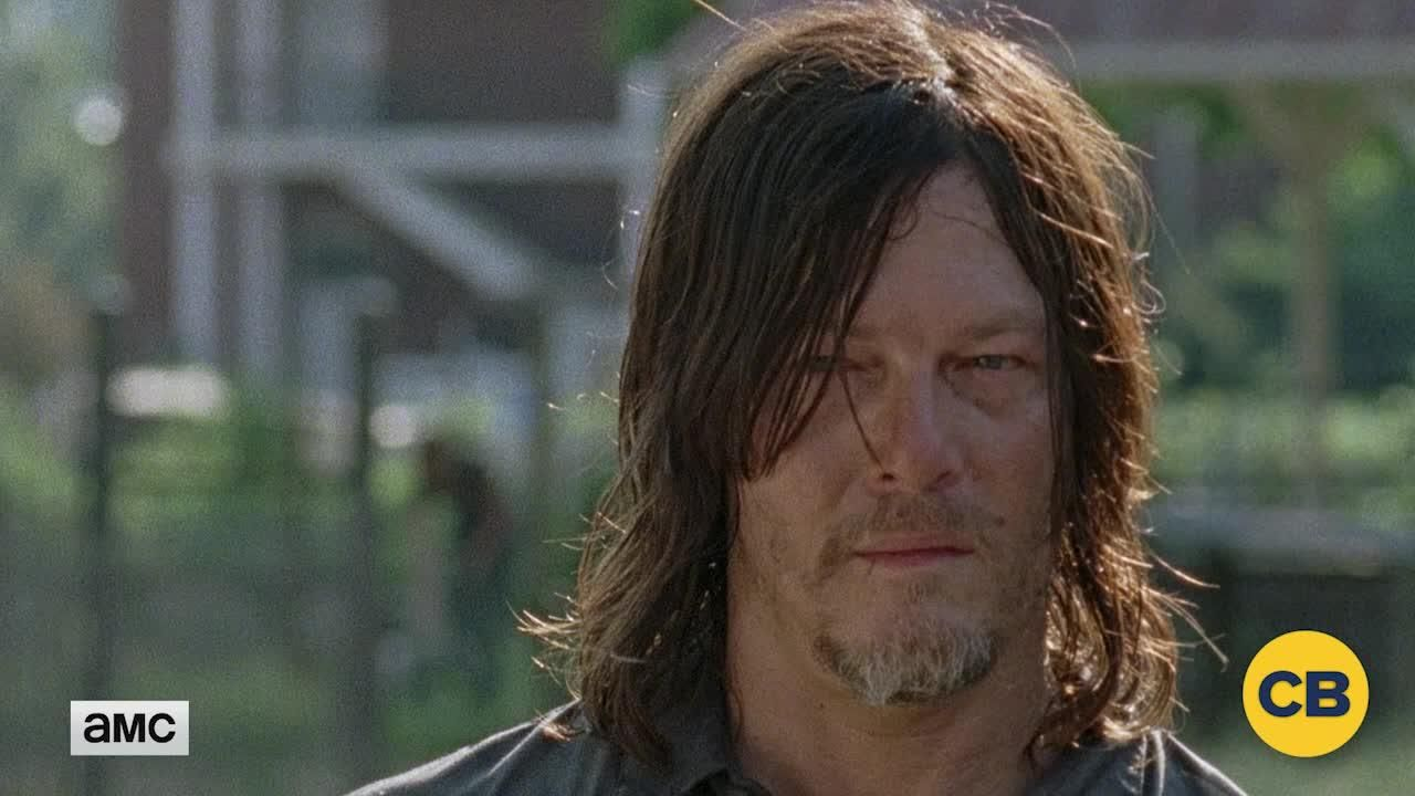 Daryl Gets A New Crossbow In Exclusive The Walking Dead 7x10 Clip