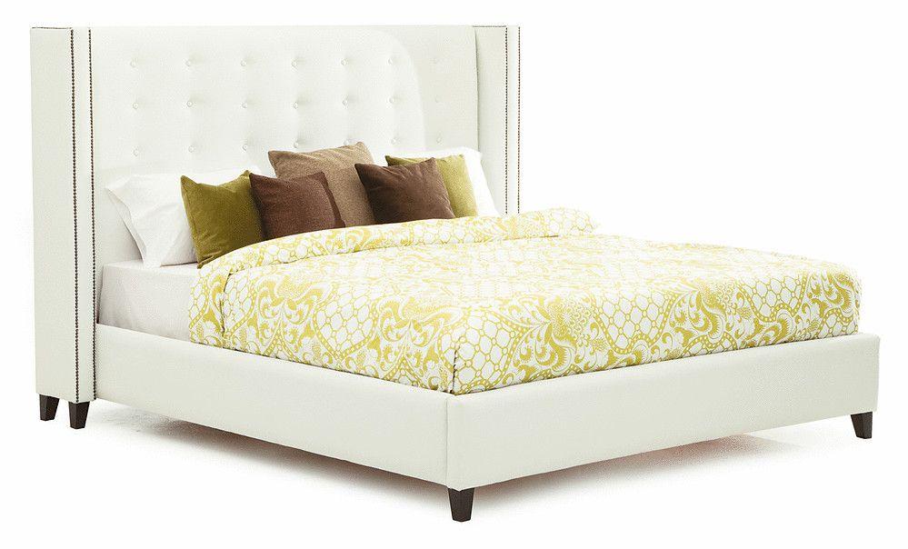 Rosemont Upholstered Bed by Palliser | Bedroom Style | Pinterest ...