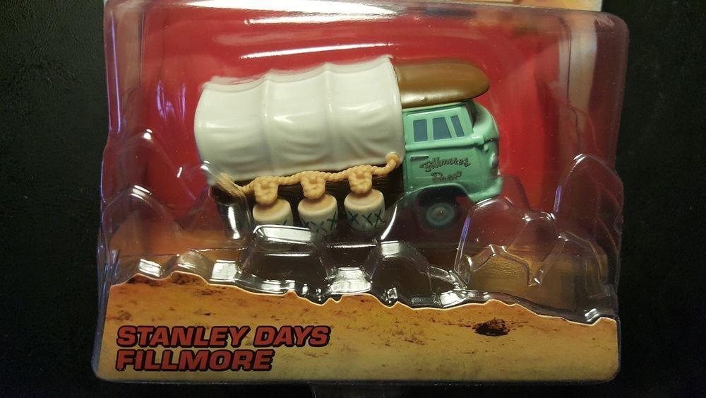The Radiator Springs 500 1//2 Mattel Disney Pixar Cars Stanley Days Fillmore Die-Cast Vehicle for sale online