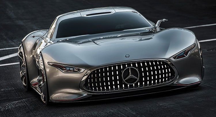 Photo of Mercedes Is Allegedly Working On A New V12 Supercar | Carscoops