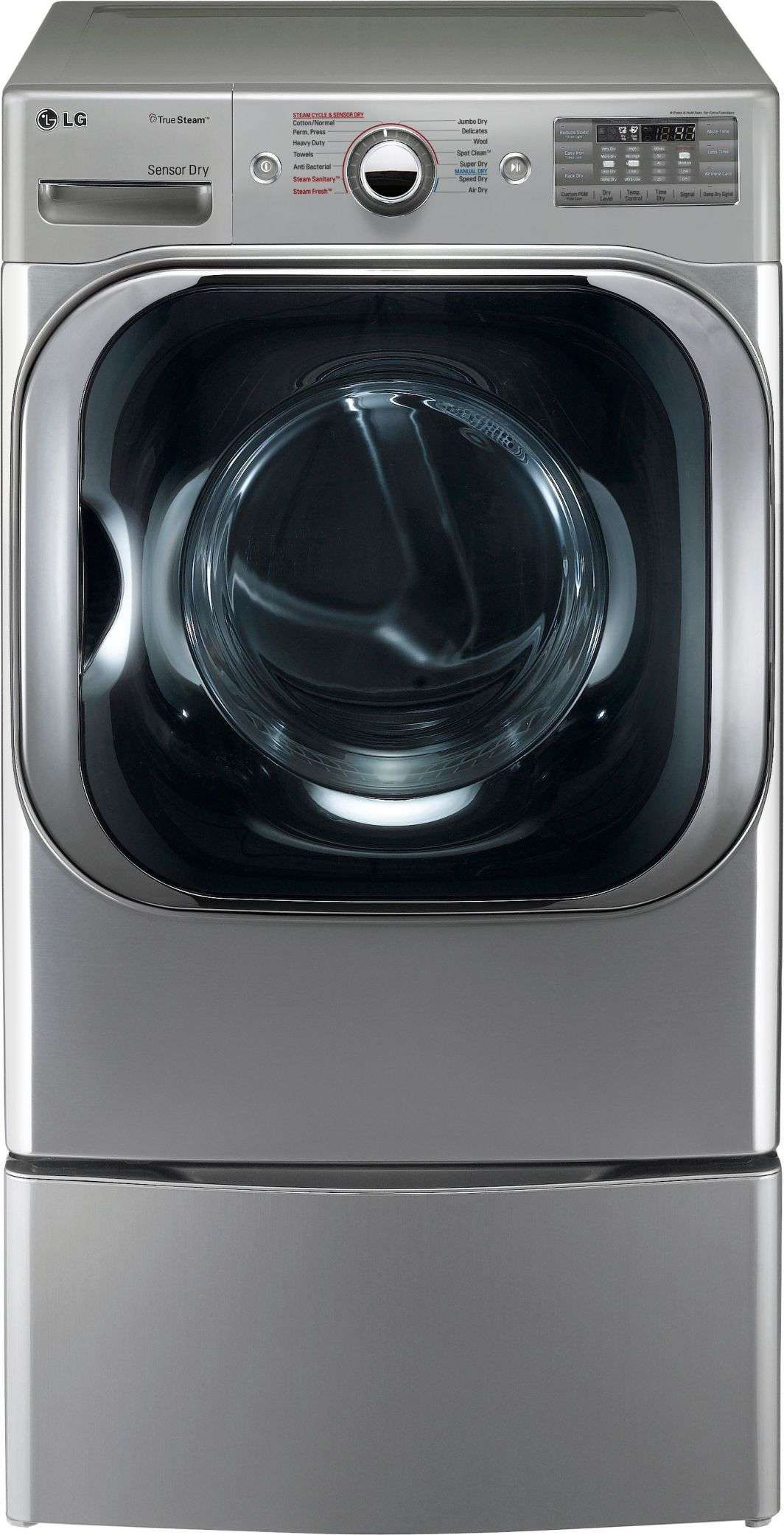 Dlex8100v By Lg Electric Dryers Goedekers Com With Images