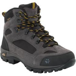 Photo of Jack Wolfskin Waterproof Men Trekking Shoes All Terrain 8 Texapore Mid Men 41 phantom Jack Wolf