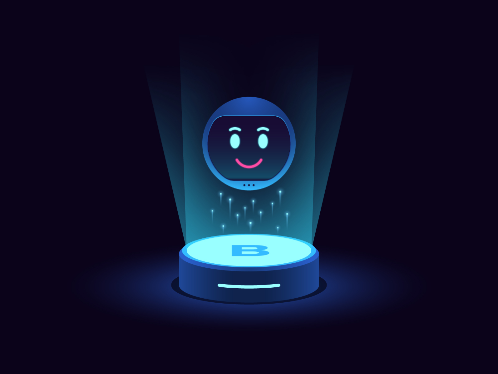 Chat Bot Station Machine Learning Artificial Intelligence Voice Assistant Chatbot