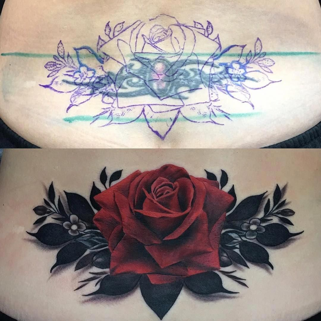Lower Back Tattoos Cover Up Lowerbacktattoos Cover Up Tattoos