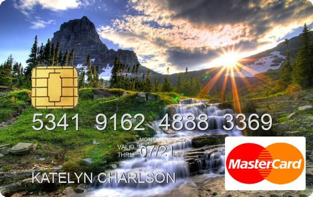 Is it illegal to use fake credit card numbers online