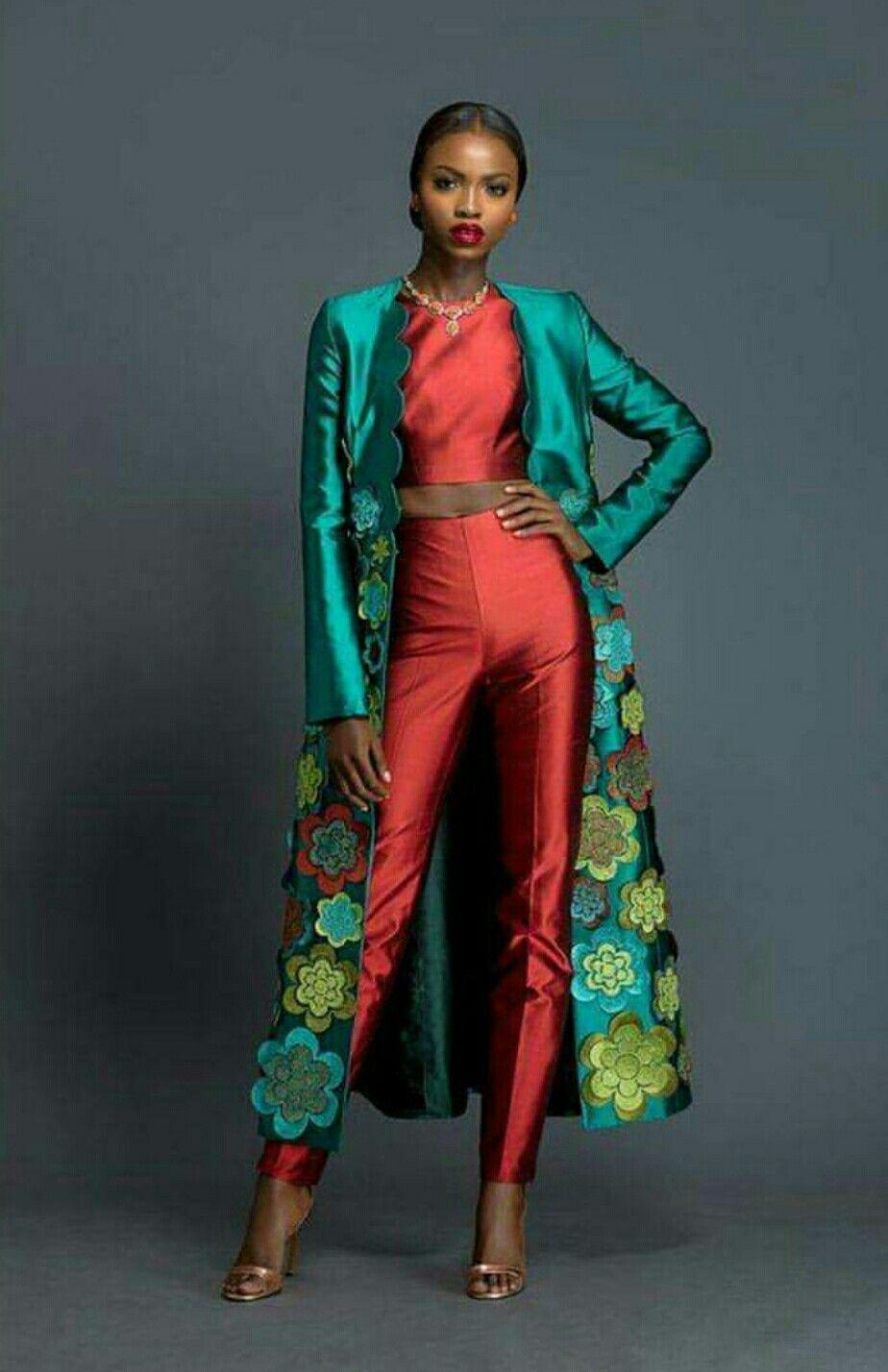 #Zenmagazine #afrikanischerstil