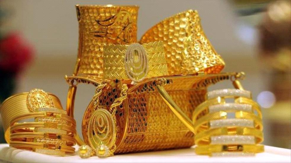 طقم الذهب