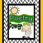 Poetry is one of the most fun things to teach and explore with the young poets in your class. This unit has joined the ranks as one of TPT's top 10...