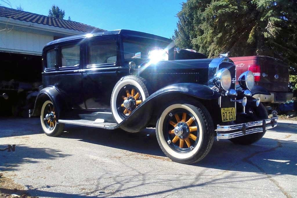 Find of the Week: 1931 McLaughlin-Buick 50 Series | autoTRADER.ca ...