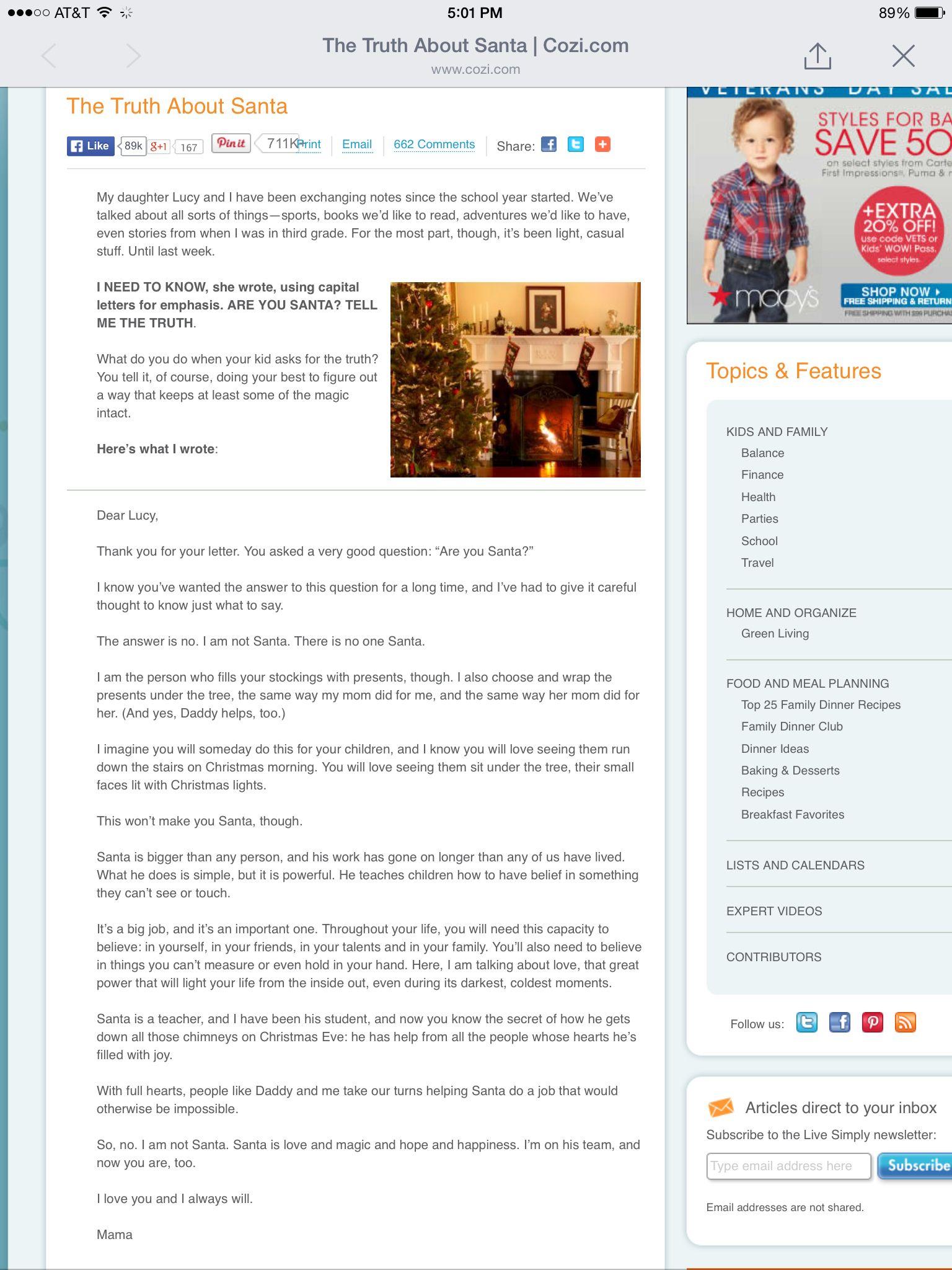 Is Santa Clause Real? | Elf on the Shelf/Freddy | Pinterest | Elves