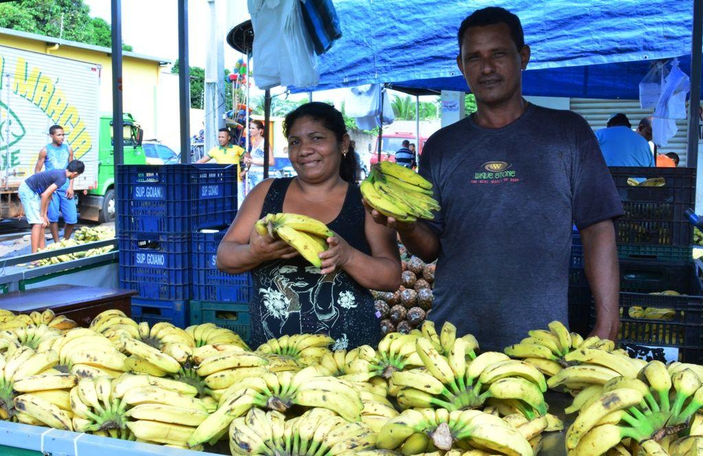 Prefeitura de Boa Vista comerciantes aprovam padronização da Feira do Garimpeiro #pmbv #prefeituraboavista #boavista #roraima