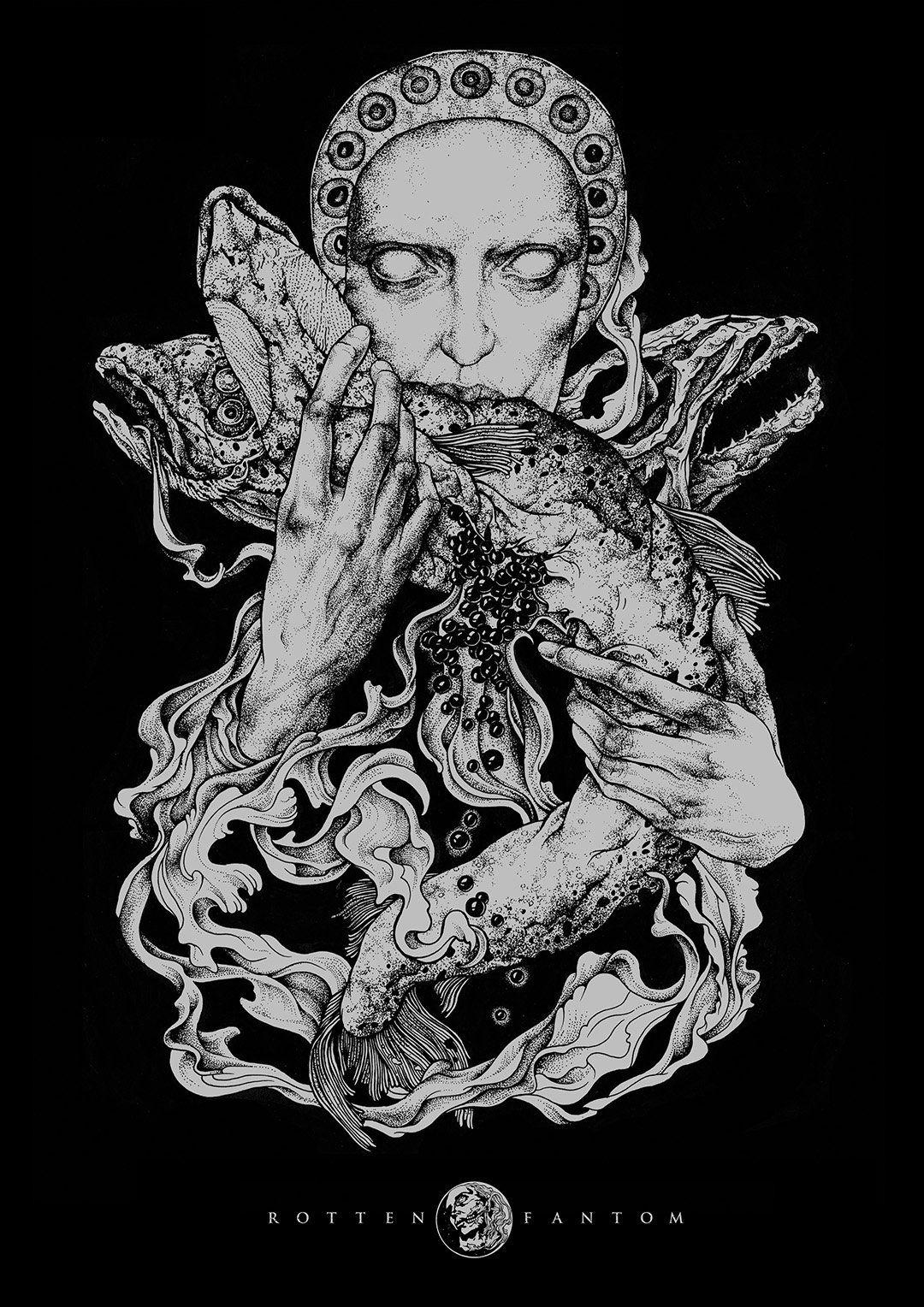 "Jung Katz en Twitter: ""Interview with Pointillism Artists, Rotten Fantom on Jung Katz https://t.co/IguP1i5pTy https://t.co/DRXqXCGL3h"""