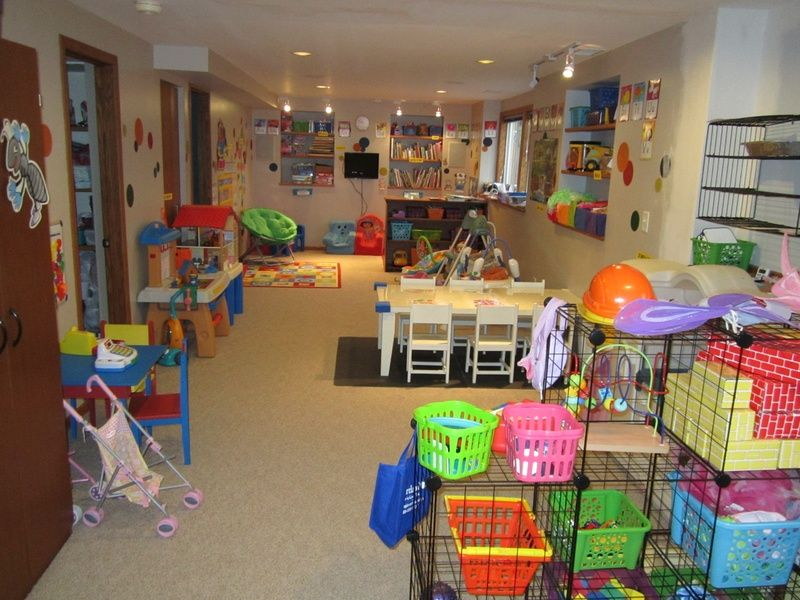 Home Daycare Website Design And Style
