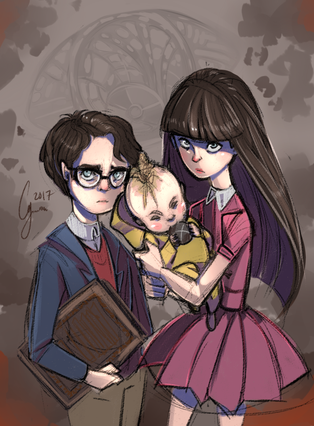 Violet And Klaus And Sunny A Series Of Unfortunate Events Netflix A Series Of Unfortunate Events Baudelaire Children