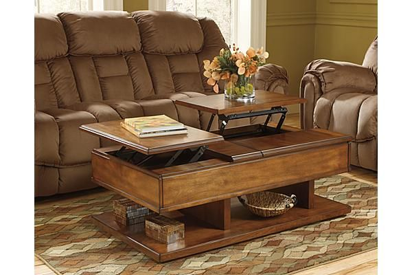 The Wislyn Lift Top Coffee Table From Ashley Furniture