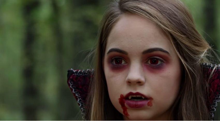 rsultats de recherche dimages pour make up vampire kid - Vampire Pictures For Kids