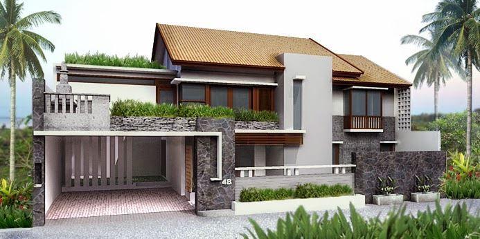 decoracion-exterior-de-casas-con-piedras | fachadas | Pinterest ...