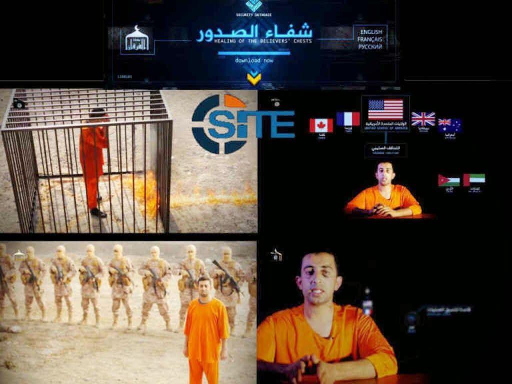 Onewstar: Isis brucia vivo il pilota giordano Amman promette, sara' vendetta