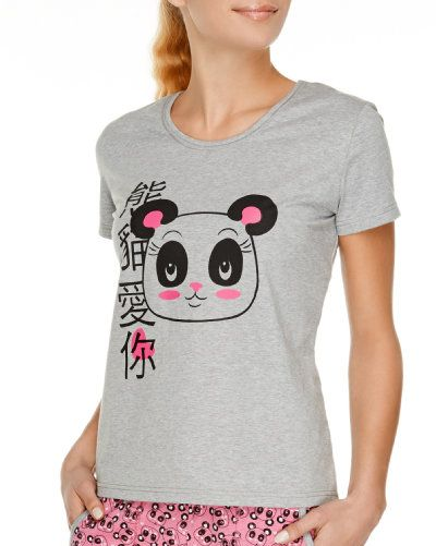 la Vie en Rose - Product: Panda T-shirt