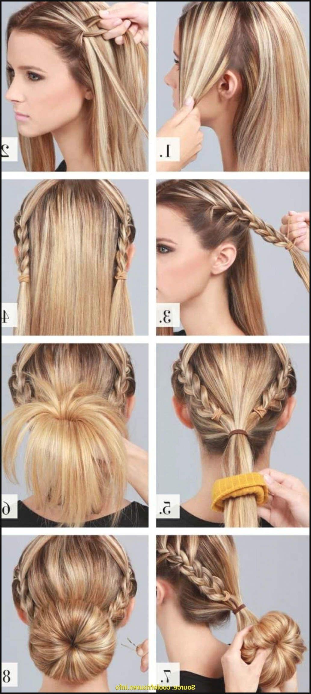 Beste Inspirationen Von Leichte Frisuren Zum Nachmachen Mit Einfache Frisuren Hair Styles Long Hair Styles Hair Tutorial