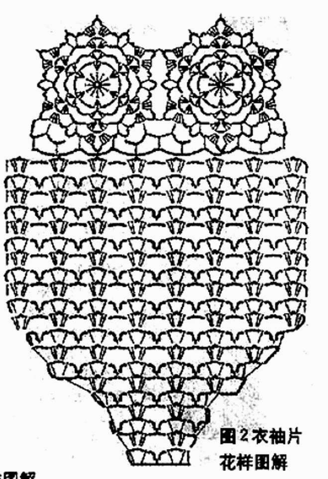 Crochet patterns: Free Crochet Charts and Instructions for 2 Pretty ...