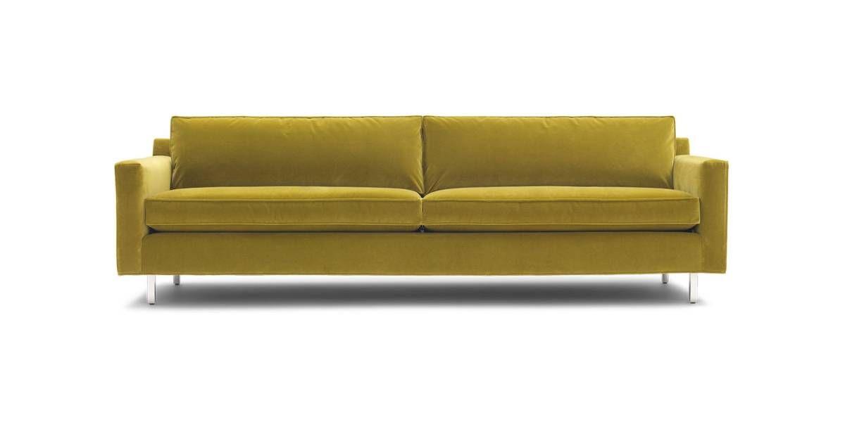 Hunter Sofa Modern Sofa Sofa Mitchell Gold
