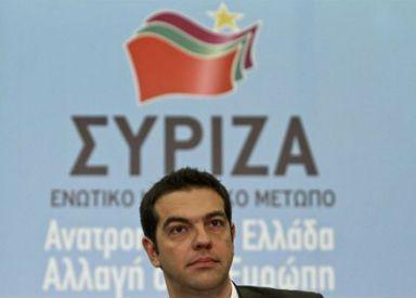 Grecia: Respaldo popular a coalición de izquierda Syriza va en aumento