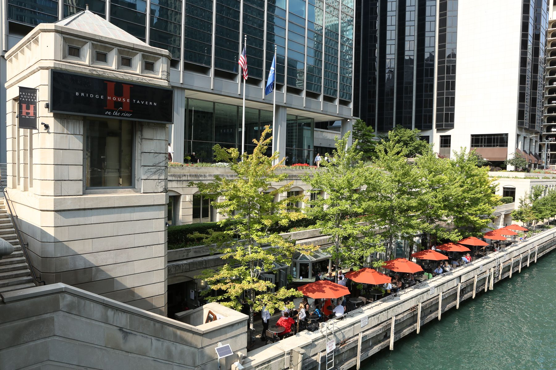 Bridge House Tavern River North Voted One of the Top 100 ...