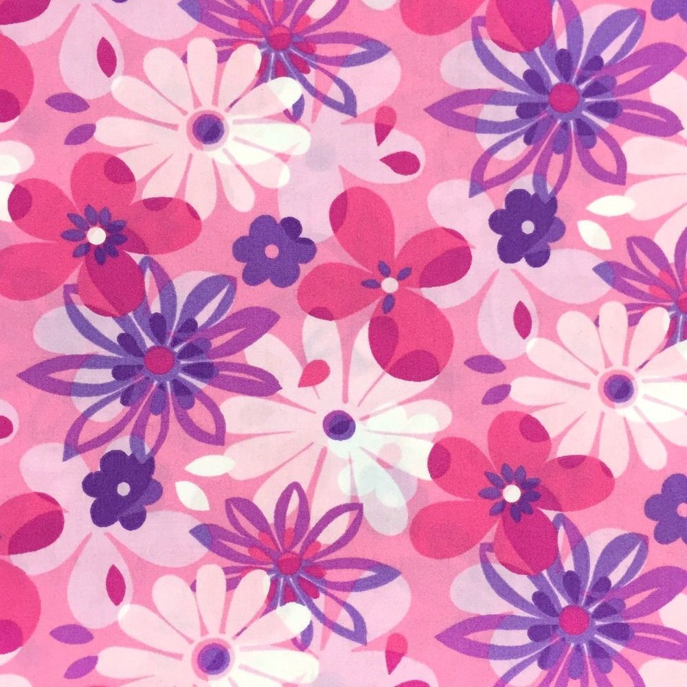 NEW SALE BUTTERFLY WITH BRITE COLOR  FLORAL SEW  CRAFT  FABRIC BY THE YARD
