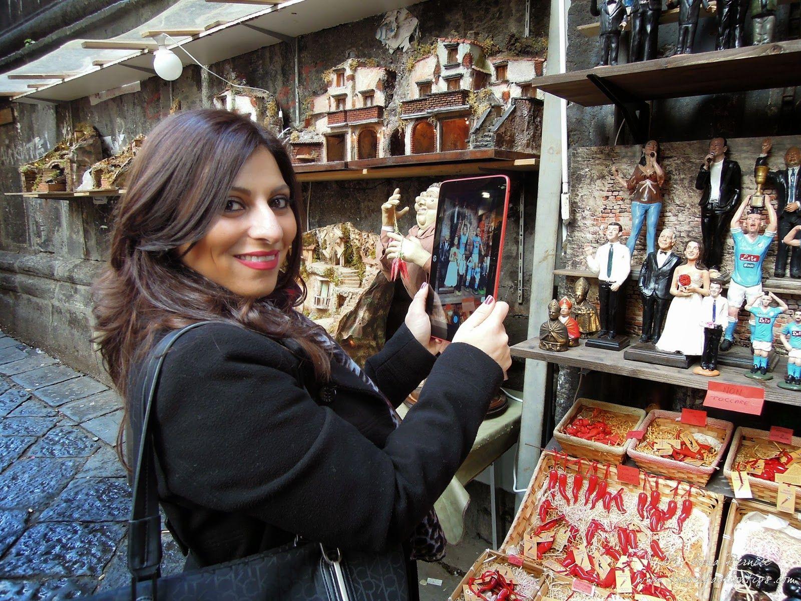A San Gregorio Armeno con HP - Travel and Fashion Tips by Anna Pernice