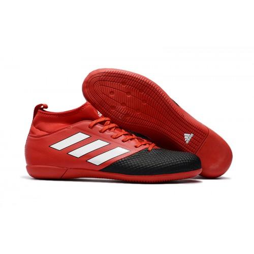 Para aumentar tragedia torre  Adidas ACE 17.3 Primemesh IN Red White Black en 2020   Zapatos de fútbol  nike, Zapatillas de futbol sala, Botas de futbol
