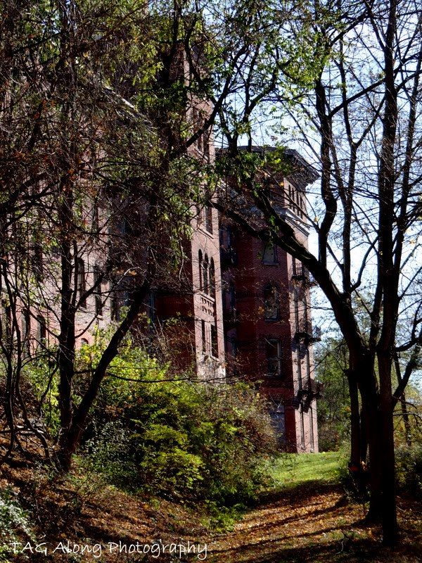 Castle On The Hill Dansville Ny Once Famous Physical Culture Hotel
