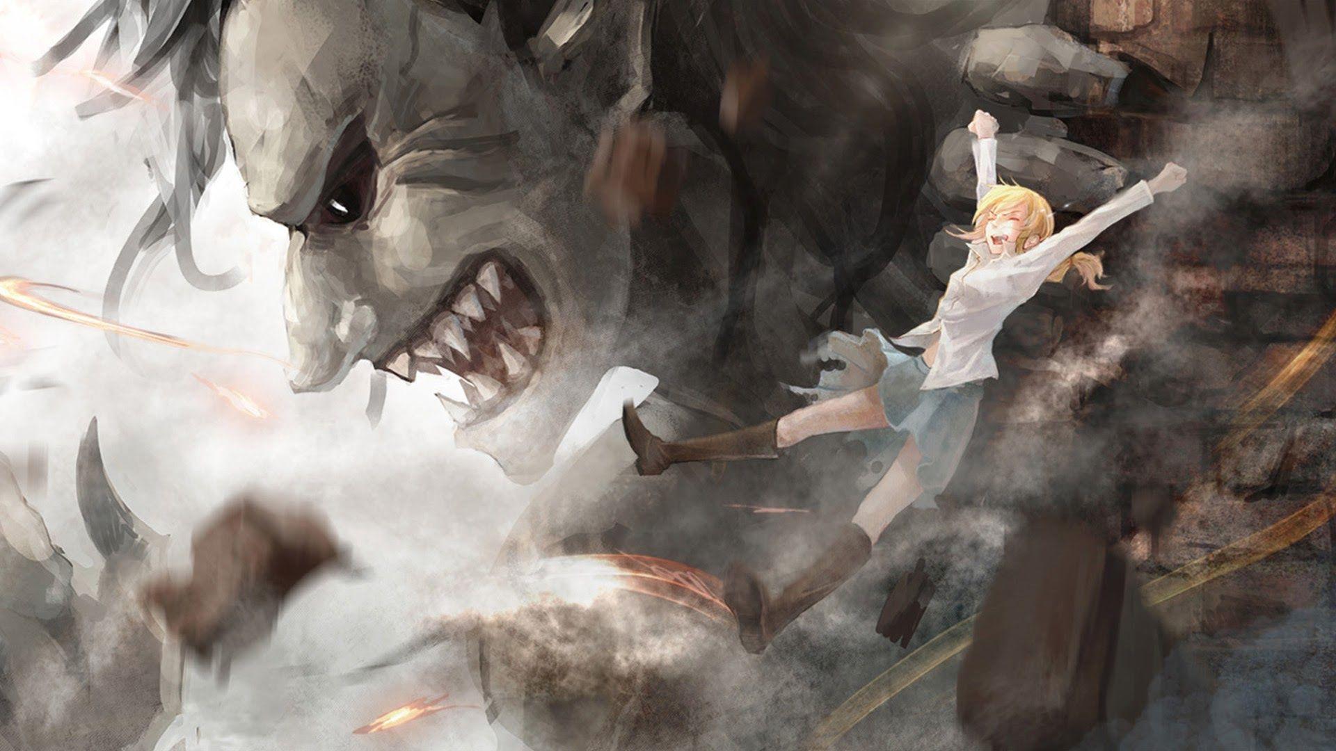 Dancing titan ymir christa renz attack on titan shingeki no kyojin dancing titan ymir christa renz attack on titan shingeki no kyojin anime hd wallpaper voltagebd Choice Image
