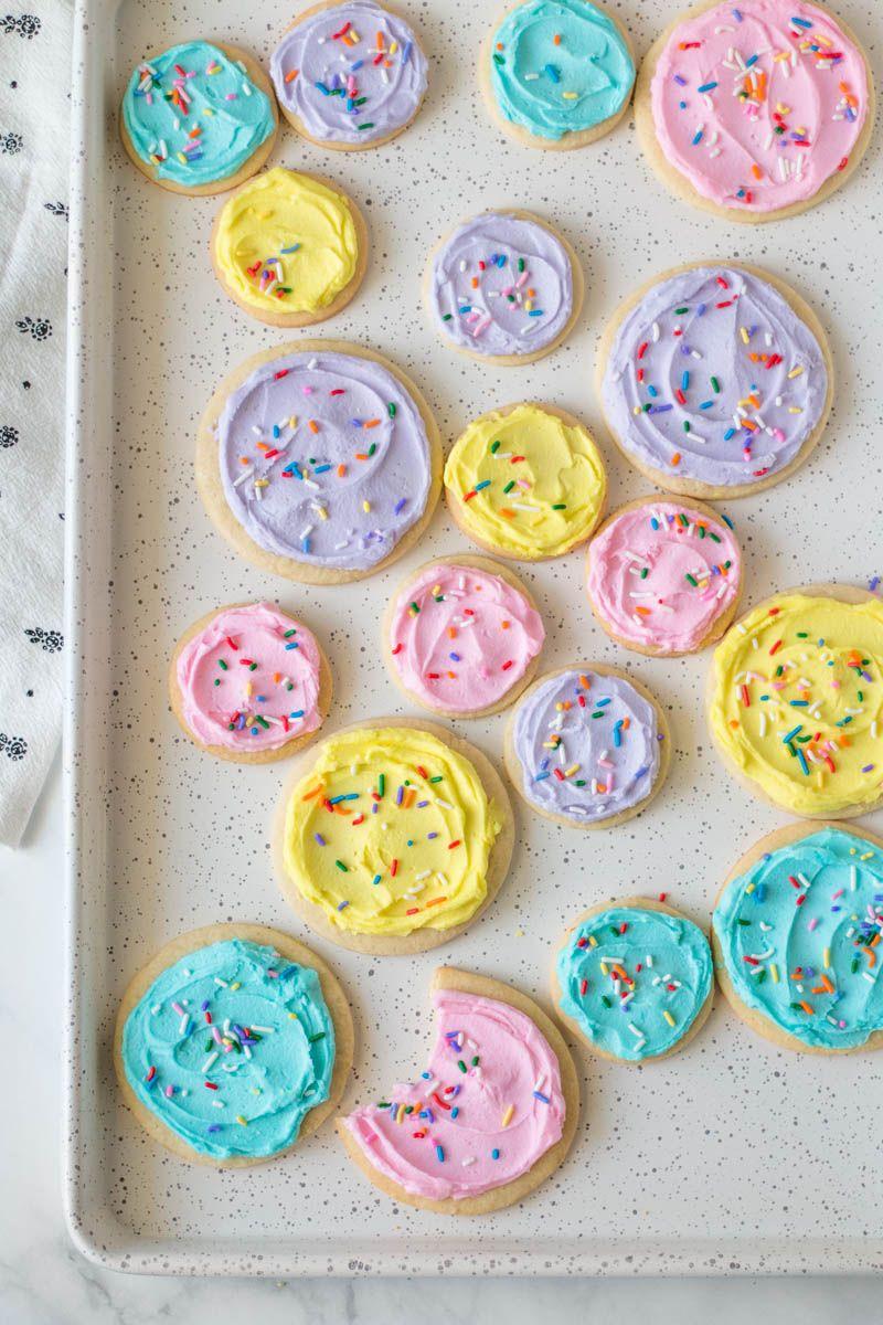 GlutenFree Sugar Cookies Recipe Gluten free sugar